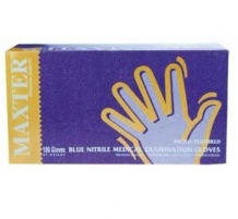 Maxter Nitrile surgical gloves powderfree 10X100 st
