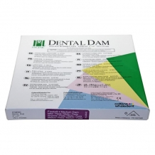 Fiesta Dental Dam medium paars 6