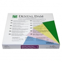 Fiesta Dental Dam heavy 6