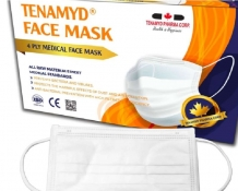 4 Ply medical Face Mask 50 st